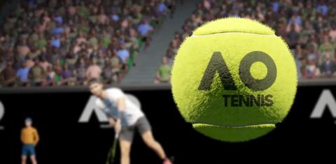 Jaquette de AO Tennis débarque très prochainement dans la région océanique
