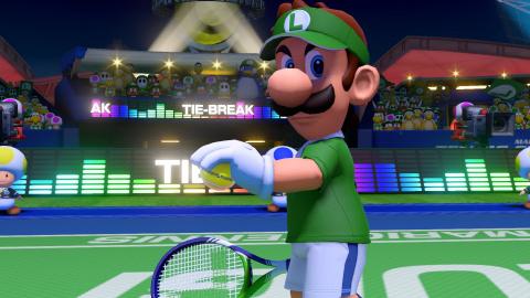 Nintendo Direct : Mario Tennis Aces fait le plein d'infos