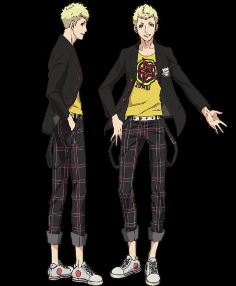 Persona 5 : Un nouveau visuel pour la série d'animation