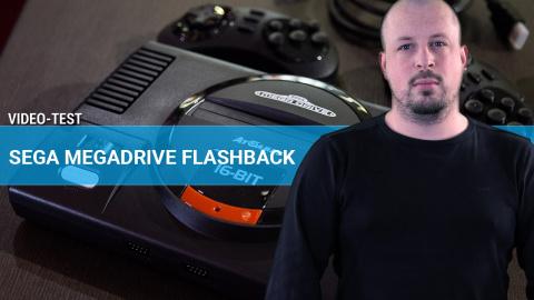 SEGA Megadrive Flashback : 3 minutes pour déchanter