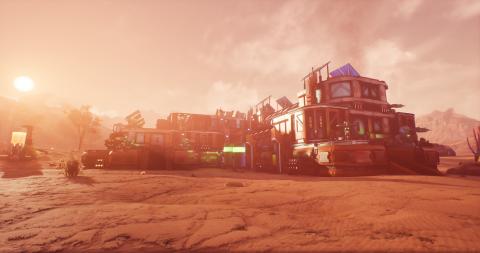 Outpost Zero : Le prochain titre de tinyBuild se dévoile