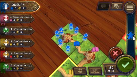 Carcassonne : Tiles & Tactics, une adaptation fidèle et sans prise de risque