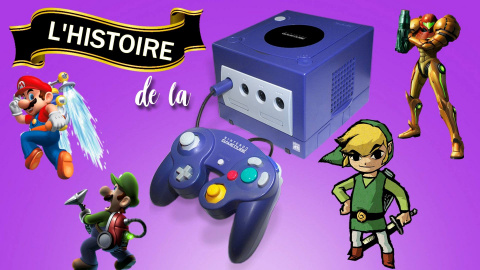 Rétro Découverte - L'histoire de la Gamecube
