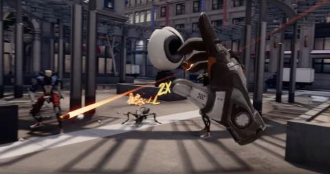 Robo Recall : le FPS arcade pur et dur en VR