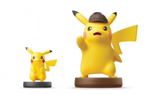 Détective Pikachu : Une sortie mondiale accompagnée d'un gros amiibo
