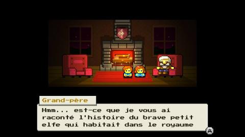 Blossom Tales : Un condensé efficace du meilleur des Zelda 2D