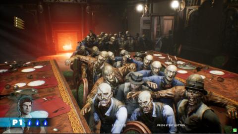 House of the Dead : Une nouvelle borne d'arcade baptisée Scarlet Dawn