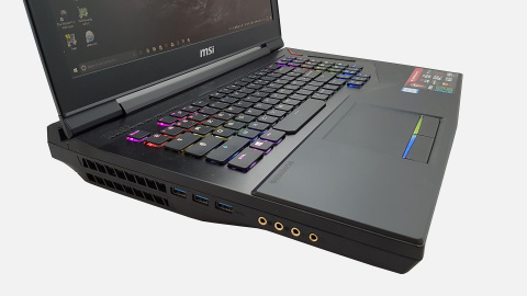 Guide PC Portable Gamer : Test du modèle MSI GT75 7RF Titan Pro