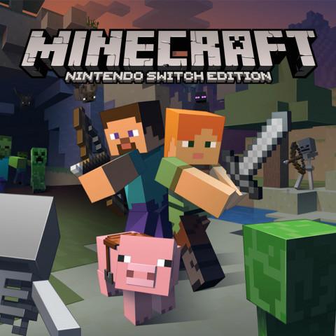 Minecraft sur Switch
