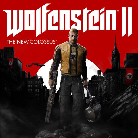 Wolfenstein II : The New Colossus sur Switch