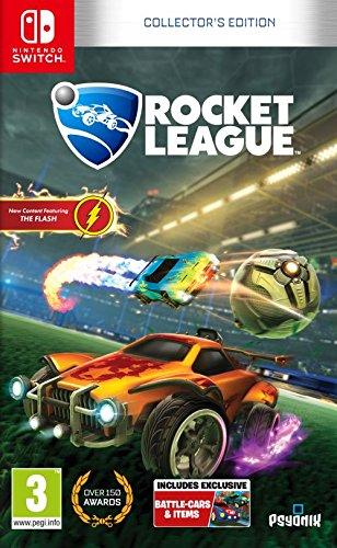 Rocket League sur Switch