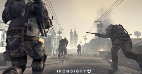 Iron Sight : Le début des hostilités entre les deux factions en images