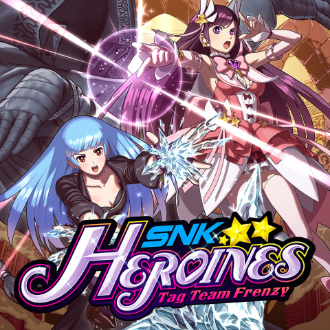SNK Heroines Tag Team Frenzy sur PS4