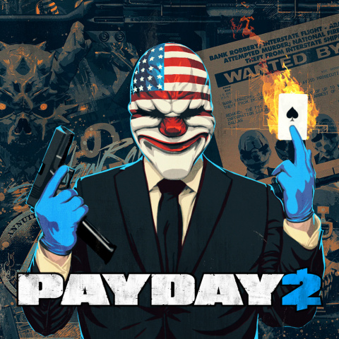 Payday 2 sur Switch