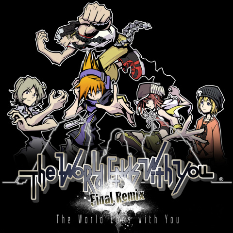 The World Ends With You - Final Remix sur Switch