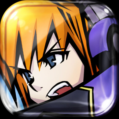 The World Ends With You : Solo Remix sur iOS