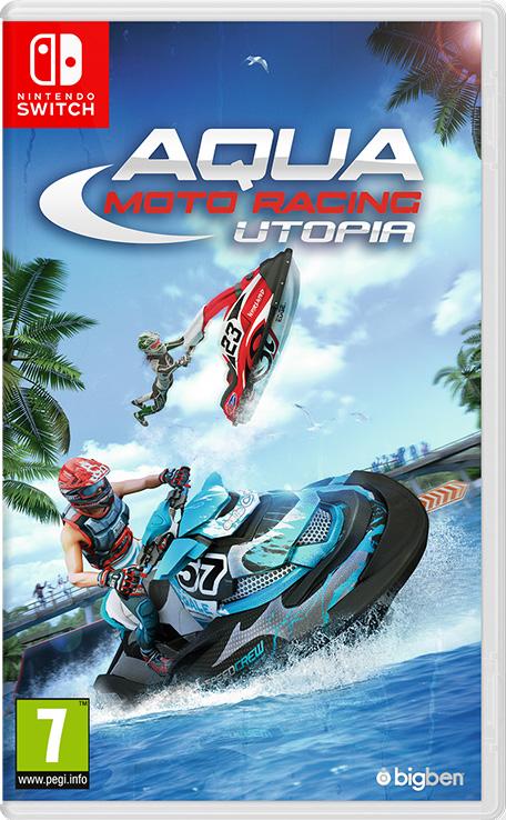 Aqua Moto Racing Utopia sur Switch