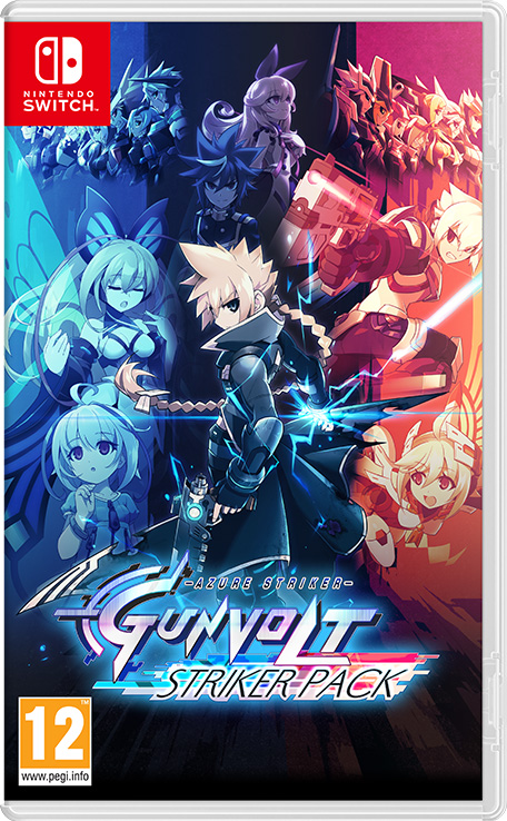 Azure Striker GUNVOLT : STRIKER PACK