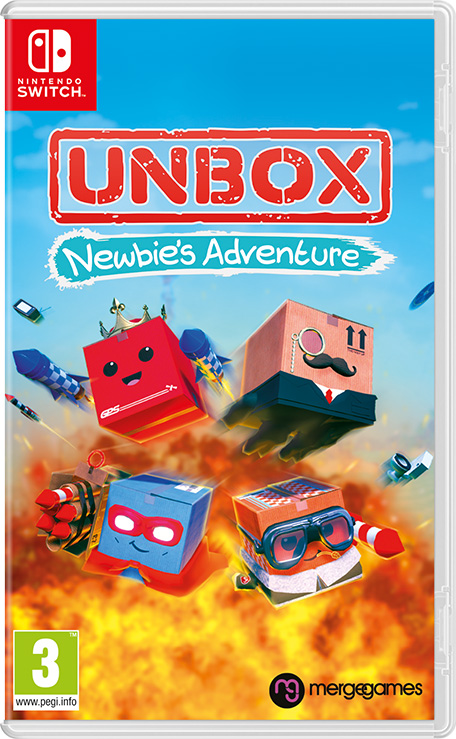 Unbox : Newbies Adventure sur Switch