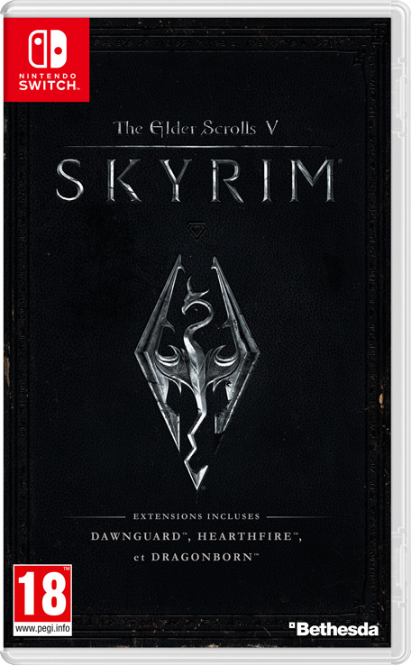 The Elder Scrolls V : Skyrim sur Switch