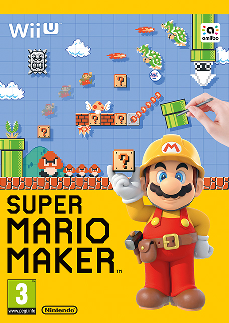 Super Mario Maker sur WiiU