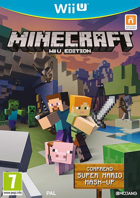 Minecraft Wii U sur WiiU