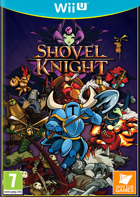 Shovel Knight sur WiiU