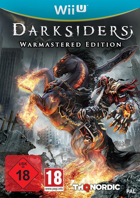 Darksiders : Warmastered Edition sur WiiU