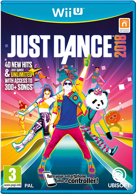 Just Dance 2018 sur WiiU