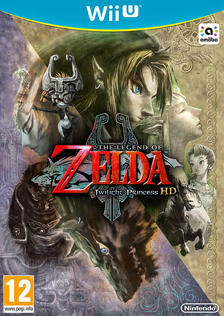 The Legend of Zelda : Twilight Princess HD sur WiiU