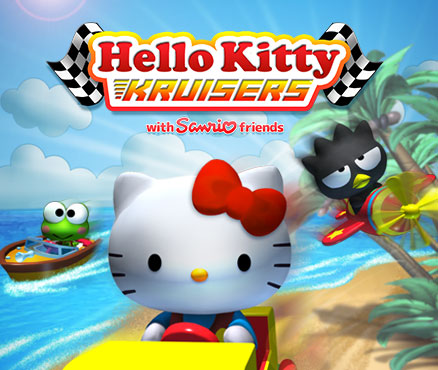 Hello Kitty Kruisers sur WiiU