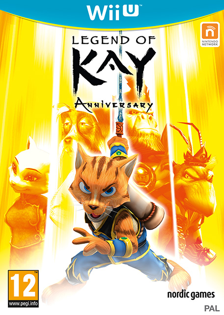 Legend of Kay Anniversary sur WiiU
