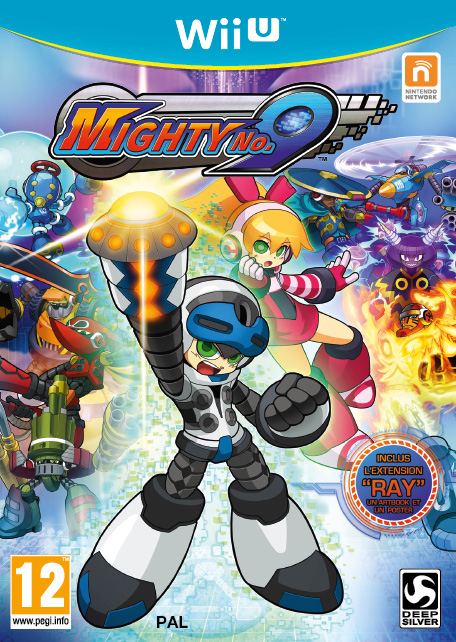 Mighty n°9 sur WiiU