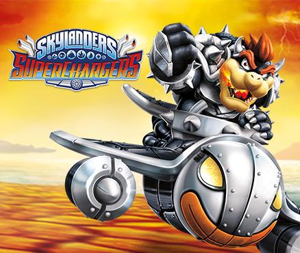 Skylanders Superchargers sur WiiU