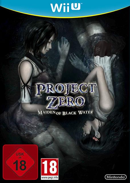 Project Zero : La Prêtresse des Eaux Noires sur WiiU