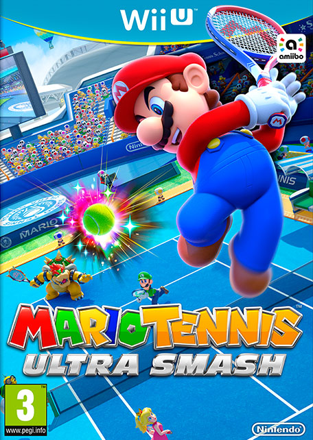 Mario Tennis Ultra Smash sur WiiU