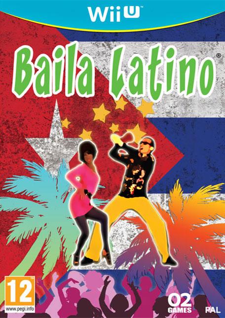 Baila Latino sur WiiU