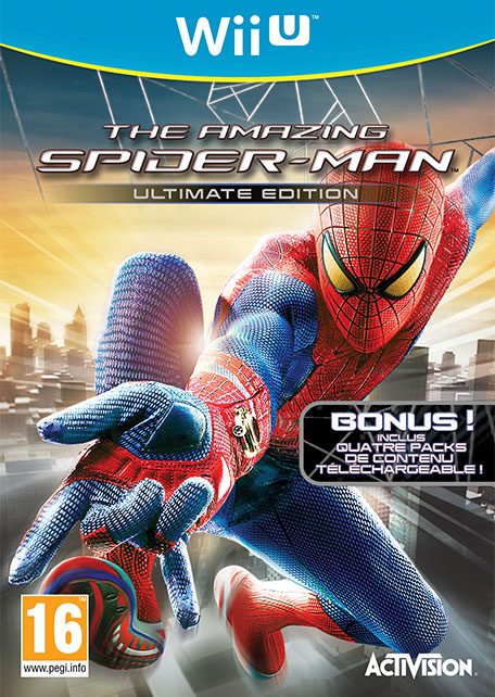 The Amazing Spider-Man sur WiiU