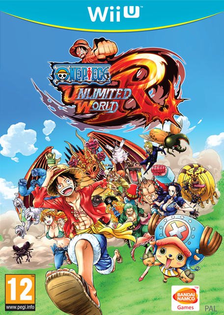 One Piece Unlimited World Red sur WiiU
