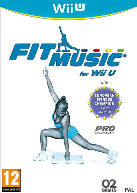 Fit Music for Wii U sur WiiU