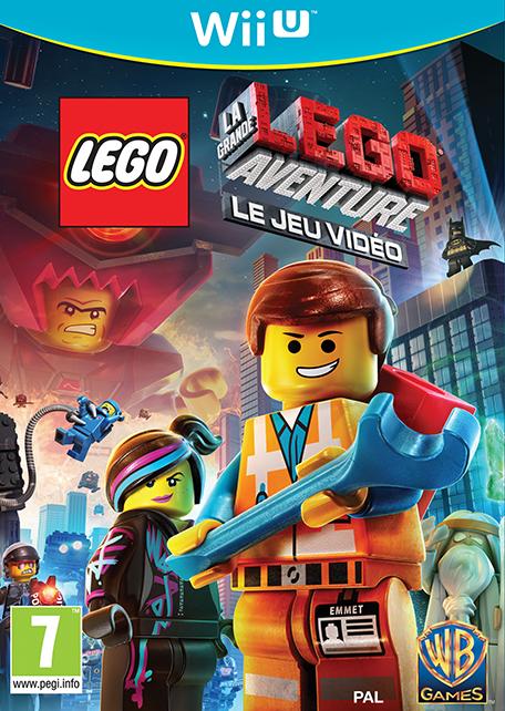 LEGO La Grande Aventure – Le Jeu Vidéo sur WiiU