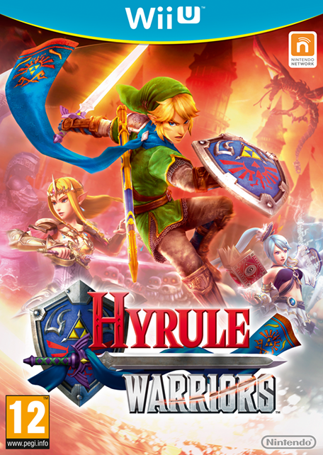 Hyrule Warriors sur WiiU