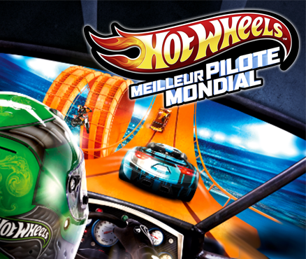 Hot Wheels : Meilleur Pilote Mondial sur WiiU