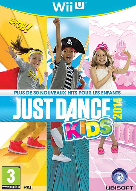 Just Dance Kids 2014 sur WiiU