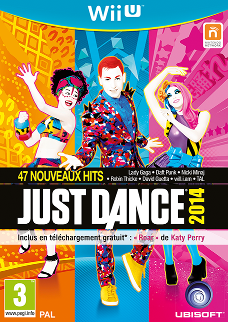 Just Dance 2014 sur WiiU