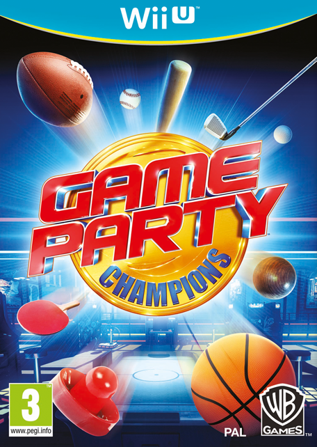 Game Party Champions sur WiiU