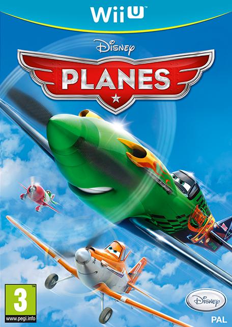 Disney Planes sur WiiU