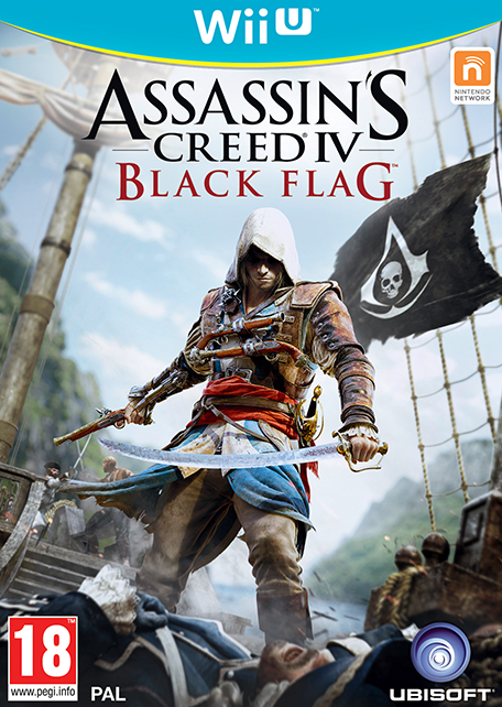 Assassin's Creed IV : Black Flag sur WiiU