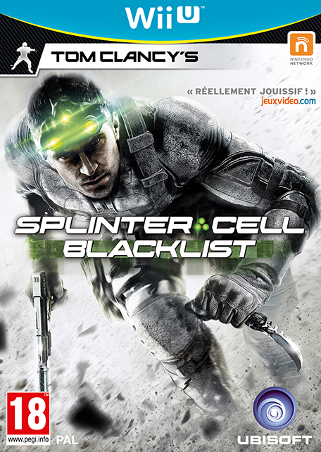 Splinter Cell Blacklist sur WiiU