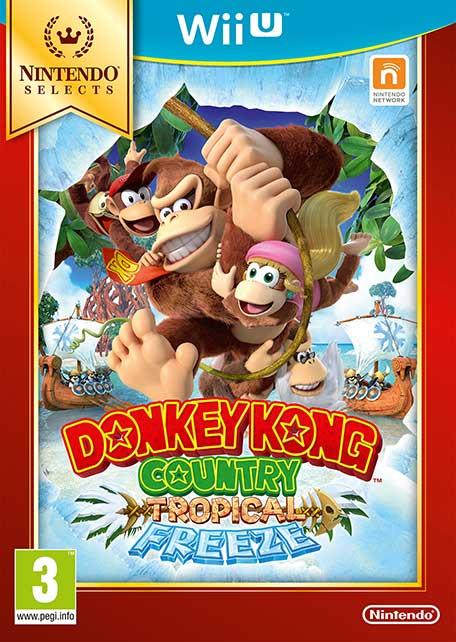 Donkey Kong Country : Tropical Freeze sur WiiU
